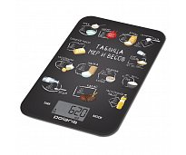 Electronic kitchen scales Polaris PKS 1053 DG Chalk